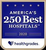 Healthgrades 2020 America's 250 Best Hospitals Awards