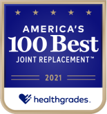 Healthgrades 2021 Joint Replacement