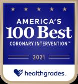 Healthgrades 2021 Coronary Intervention