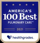 Healthgrades 2021 Pulmonary Care