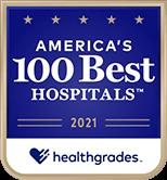 Healthgrades 2021 America's 100 Best Hospitals