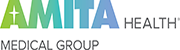 Logo: AMITA Health Medical Group