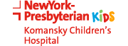 NewYork-Presbyterian/Phyllis and David Komansky Center for Children's Health