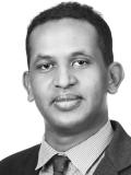 Dr. Abdulqadir Ahmad, MD